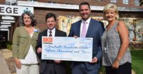 Cox College revitalization campaign receives $15,000 donation from BKD Foundation