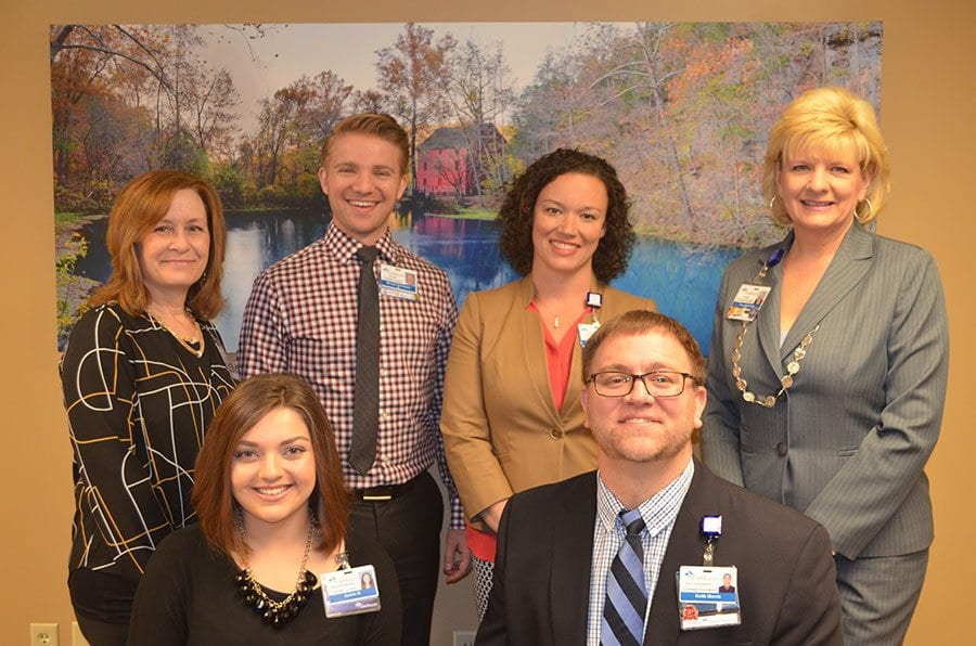CoxHealth Foundation Staff