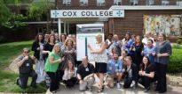 Cox College Campaign Goal Met