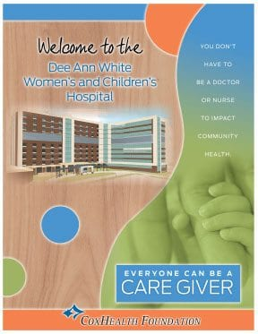 CoxHealth Dee Ann White Women and Children's Hospital