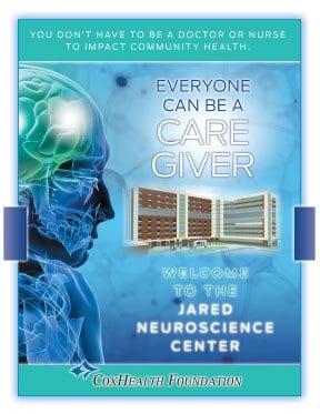 CoxHealth Jared Neuroscience Center 2014