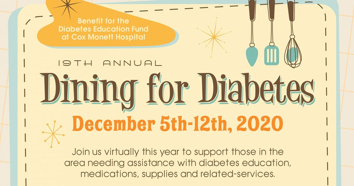 Dining for Diabetes