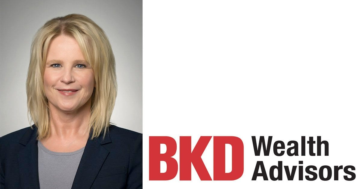 Shelly Titus, AIF of BKD Wealth Advisors.