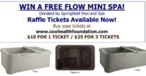 Win A Free Mini Spa!
